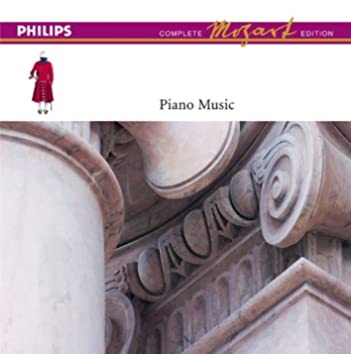 Mozart: The Piano Variations (Complete Mozart Edition)