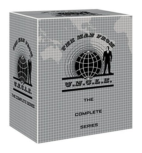 The Man from U.N.C.L.E. (UNCLE) region 2. Complete all series (seasons)