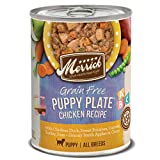 Merrick Grain Free Canned Puppy Food