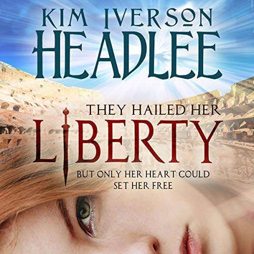 Liberty audiobook cover art