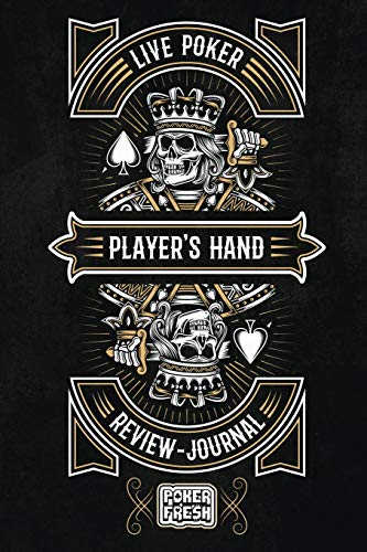 Live Poker Player's Hand Review Journal: Poker Hand Analysis Worksheets Inside