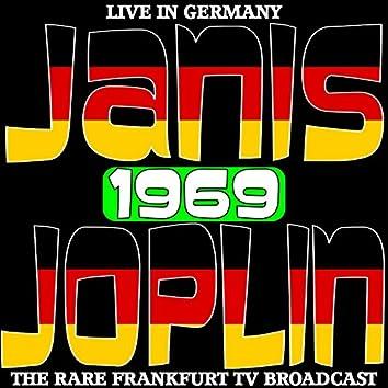 Live In Germany 1969 - The Rare Frankfurt TV Broadcast