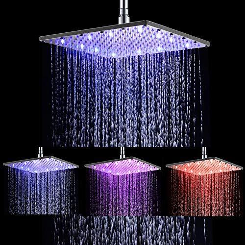 12 led shower head - 2
