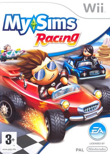 Electronic Arts - MXI04106531 - WII My Sims Racing