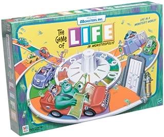 Monster,inc. Edition Life Game