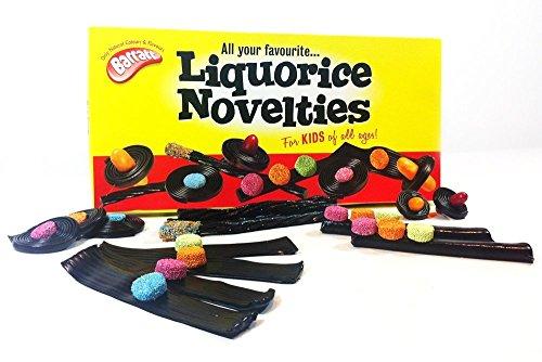 Barratt Liquorice Novelties
