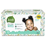 Seventh Generation Baby Wipes, 768 count, Made for Sensitive Skin with...