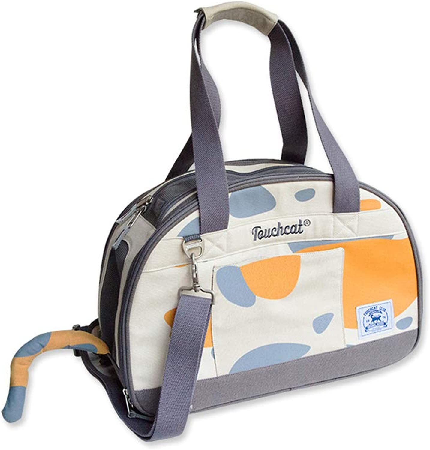 Pets Carrier Shoulder Bags for Cats and Dogs Ventilated, Folding design Designed for Travel, Hiking&Outdoor Use