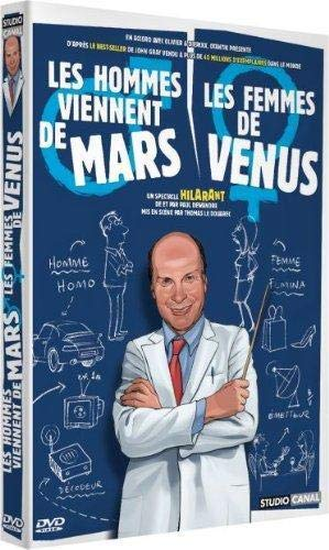 Les hommes viennent de Mars, les femmes de Vénus