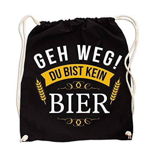 Rucksack GEH Weg du bist kein Bier
