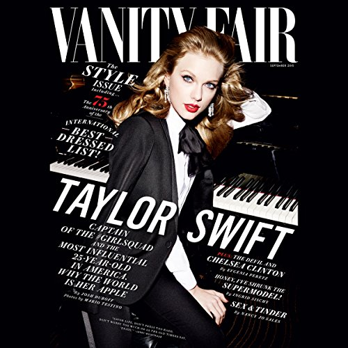 Vanity Fair: September 2015 Issue audiobook cover art