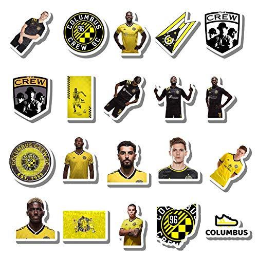 20 PCS Stickers Pack Columbus Aesth…