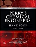 Perrys Chemical Engineer Handbook 9th ed [Paperback] Don Green