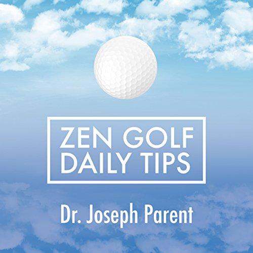 Zen Golf Daily Tips audiobook cover art