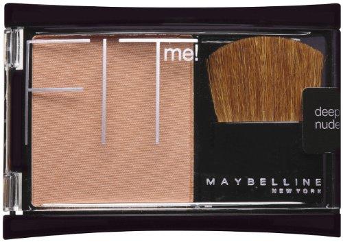 Gemey Maybelline - Blush - FIT Me! - Deep Nude