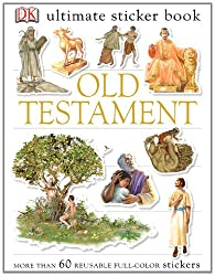 Ultimate Sticker Book: Old Testament (Ultimate Sticker Books)