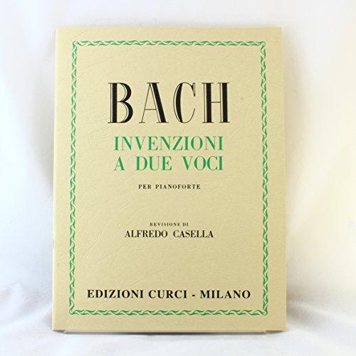 Invenzioni a due voci per pianoforte