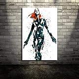 wopiaol Kein Rahmen Film Leinwand Poster Wandkunst Druck