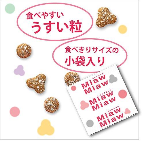 『ミャウミャウ (MiawMiaw) スナッキー チキン味 30g(5g×6袋)×5個入り』の3枚目の画像
