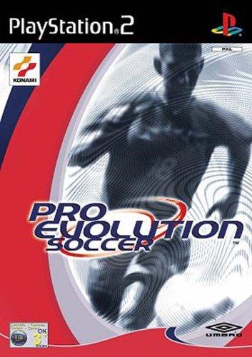 Pro Evolution Soccer - PlayStation2 - Konami - 2001 - Very Good Condition