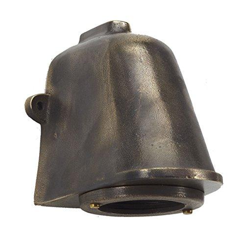 SK Offshore wandlamp, brons