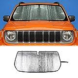 WXQYR 1 unid/Set Accesorios de Cubierta Protectora para Parabrisas Delantero de Coche para Jeep Renegade 2016 2017 2018 2019 2020