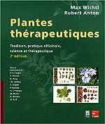 Plantes thérapeutiques de Max Wichtl