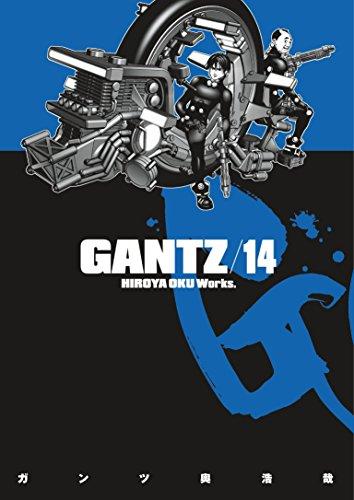 Gantz Volume 14