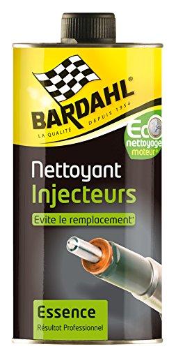 Bardahl 11981 Inyección Limpiador Gasolina, 1L Volumen