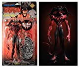 Manga Anime Devilman Tribal Amon 17,8cm Horror Hero Figur