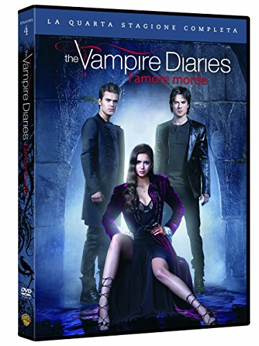 The Vampire Diaries Stg.4 L'Amore Morde (Box 5 Dvd)