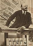 Kunstdruck/Poster,Lenin, aus dem Sowjet-Pavillon der