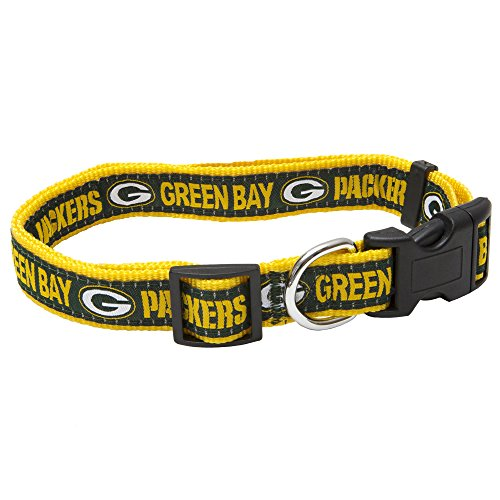 NFL PET COLLAR - Green Bay Packers Cat & Puppy Collar, Small