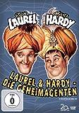 Laurel & Hardy - Geheimagenten - Stan Laurel