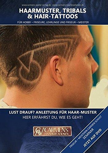 Haarmuster, Tribals & Hair-Tattoos, DVD