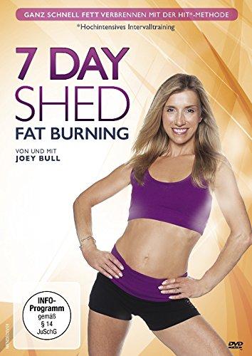 7 DAY SHED - Fat Burning - Fett verbrennen mit der HIT-Methode