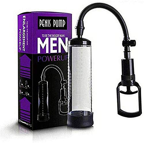 WLH Massager Bomba de vacío Male ejercitador de pene E-n-largement VACUU-m Pǔ-MP E-n-Larger SMM