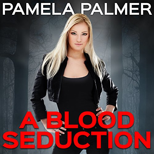 A Blood Seduction audiobook cover art