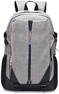 Fmdagoummzibeib Backpack, Women & Men Jibe 15.6 Inch Laptop And Notebook(greyness ), Business Laptop Backpack/suitableTrav...