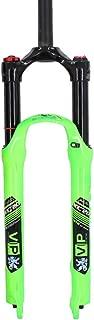 HIOD Bicycle Fork Suspension Mountain Bike Front Fork Shock Absorption Shoulder Control MTB Straight Tube Fork