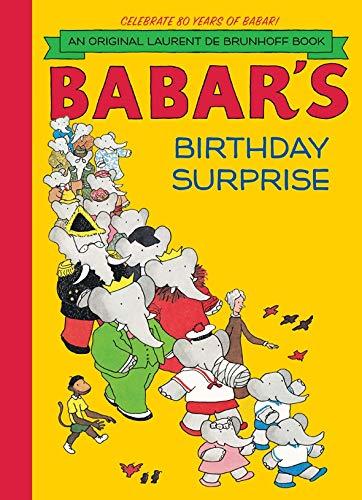 Babar\'s Birthday Surprise