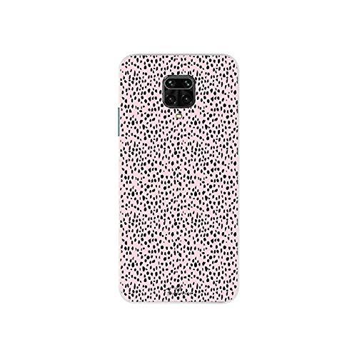 who-care 44 Leopardo Impresión Punto Regalo Suave Silicona Tpu Cubierta del Teléfono Para Xiaomi Para Redmi 9 9A Note 9 9 Pro Mi 9 Se Lite Caso 14-Para Redmi Note 9