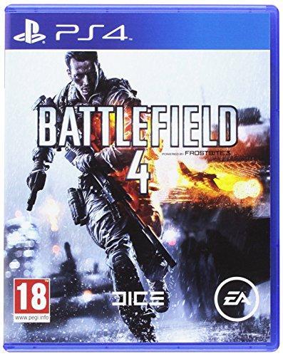 Battlefield 4 (Playstation 4) [UK IMPORT]
