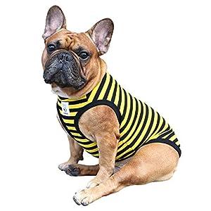 iChoue Pet Clothes Dog Shirts T-Shirt Sleeveless Vest Tank Top
