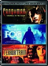 Revenge Is Sweet Triple Feature: (Candyman: Farewell to the Flesh / The Fog / Terror Train)
