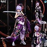 Acfun Eastern Model 1/12 Scale Yorya Upgrade Kit Kimono Clothes for ARKGIRL Machine Girl