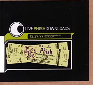 Livephish 12/29/97