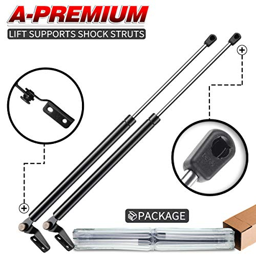 A-Premium Tailgate Rear Hatch Lift Supports Shock Struts Replacement for Subaru Legacy 1995-2004 2-PC Set