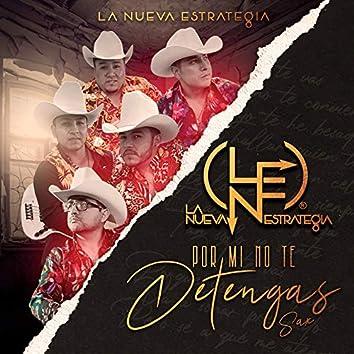 Por Mi No Te Detengas (Sax Version)
