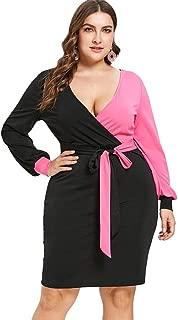 Vestidos Tallas Grandes Plus Size Cortos de Fiesta para Gorditas XL Elegantes Tallas Extras